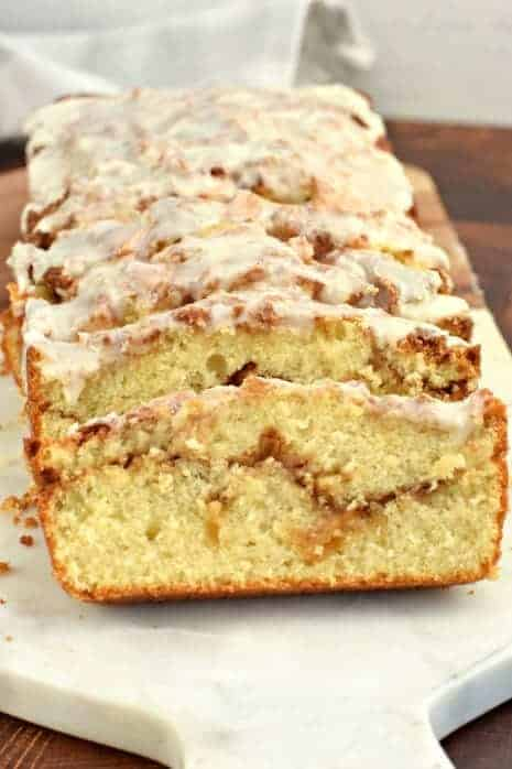 Apple Cinnamon Bread Recipe Shugary Sweets