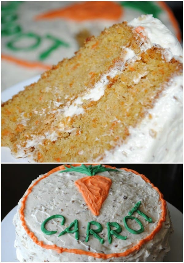 Get the Five Five Best Carrot Cake Recipes from Shugary Sweets! From cake, to cheesecake, to cupcakes and muffins, you'll love it all!