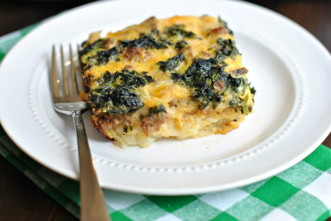 Spinach Tomato And Egg Casserole Recipes | myideasbedroom.com
