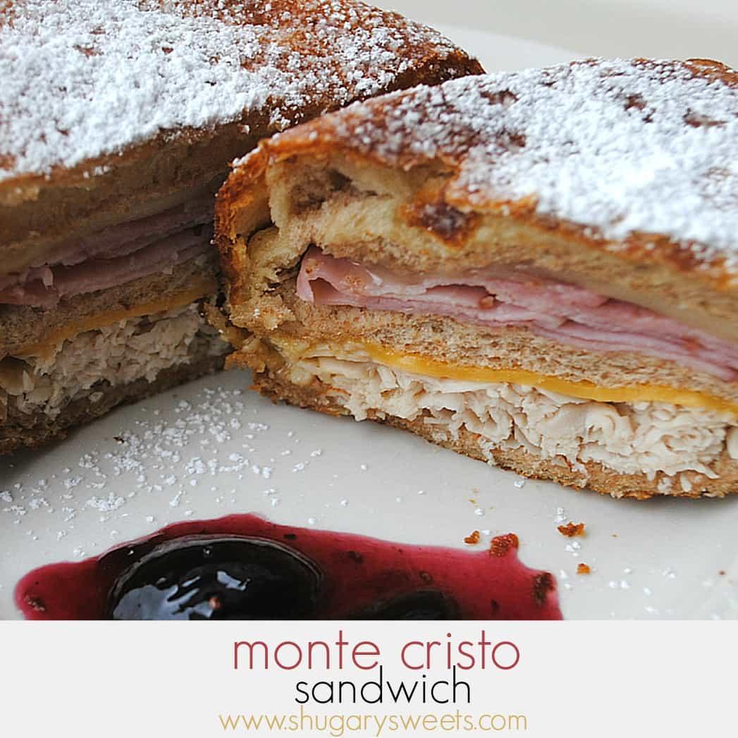 Monte Cristo: delicious, easy monte cristo recipe using crescent rolls ...