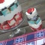 Jello Cheesecake Trifle