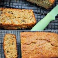 Pineapple Carrot Zucchini Bread