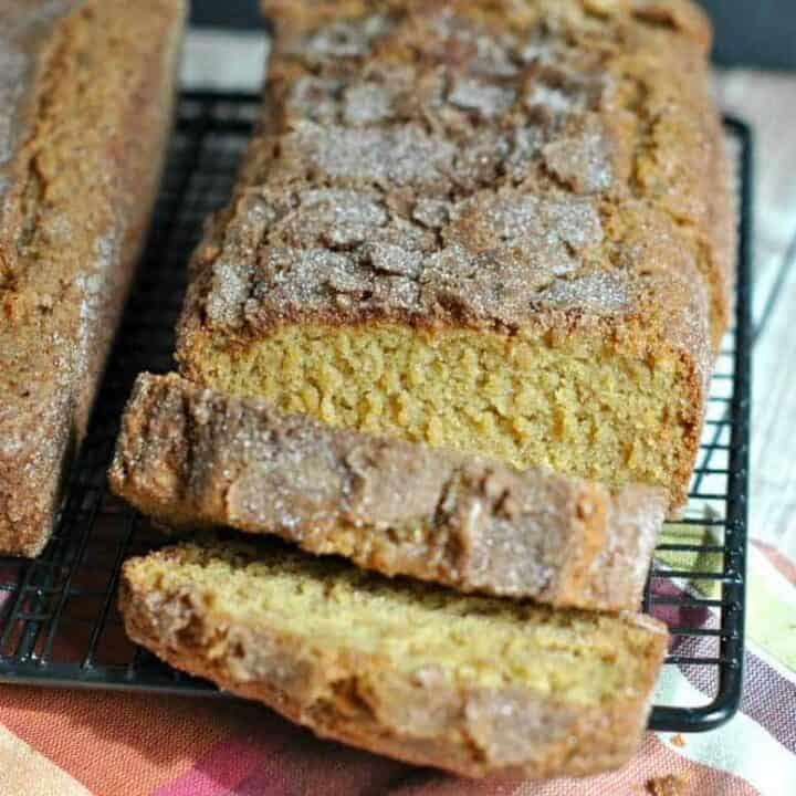 Amish Cinnamon Bread with Starter Recipe