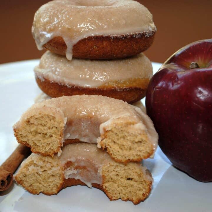 Apple Cider Donuts (baked)
