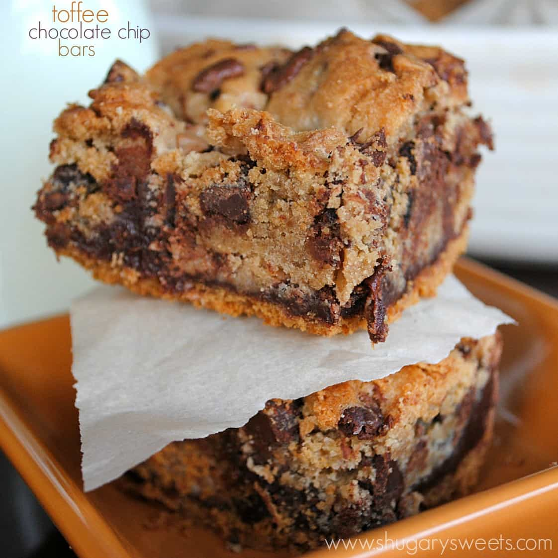 Double Delicious Cookie Bars, Revisited | Recipe