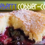 Cobbler Cake – Guest Post!!!