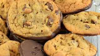 The Best Double Chocolate Chip Cookies Recipe