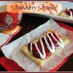 Strawberry Struedel