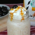 Caramel Coffee Shakes