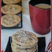 Maple Bacon Cookies