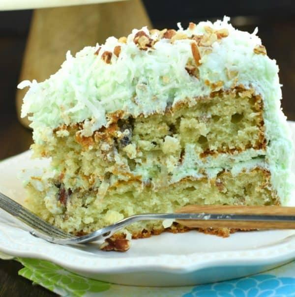 Pineapple Layer Cake: Shugary Sweets