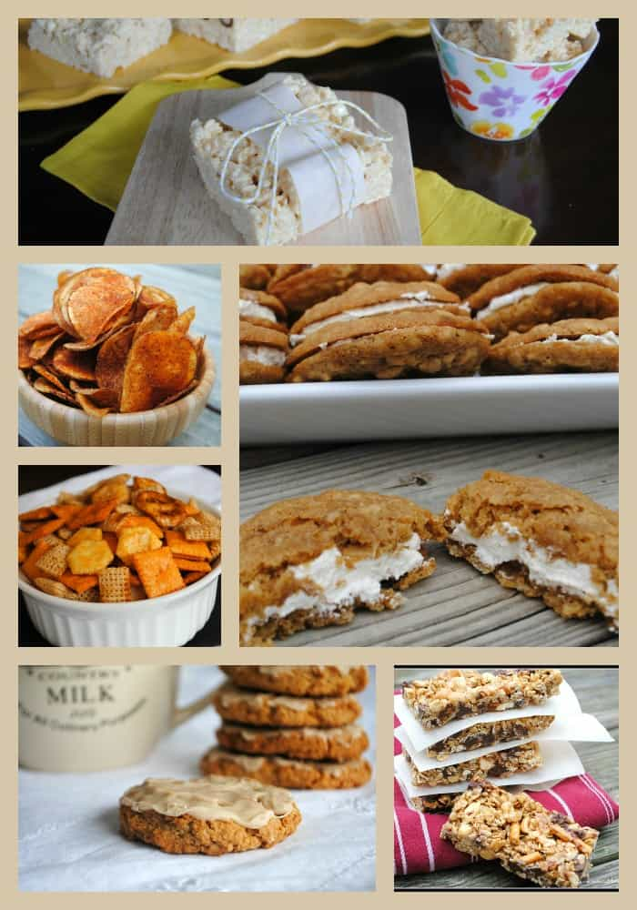 27 Back to School recipes: breakfast, dinners, snacks!!