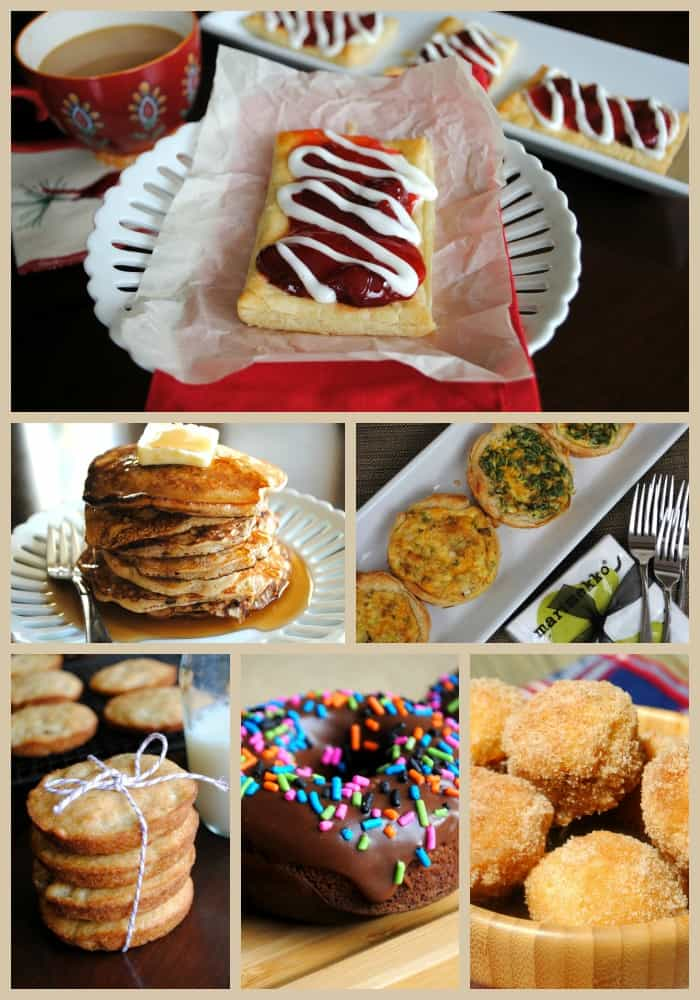 27 Back to School recipe ideas: breakfast, snacks and dinner!!