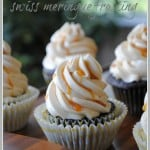 Salted Caramel Swiss Meringue Frosting
