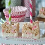 Peppermint Krispie Treats and $50 Pick Your Plum Giveaway
