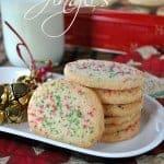 Homemade Jingles Cookies