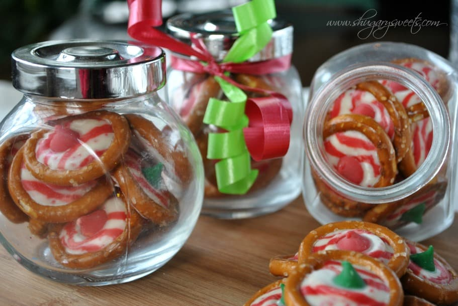 Pretzel Candy - Shugary Sweets