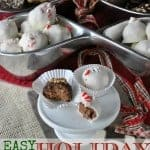 Easiest Ever Holiday Truffles and Nambe Giveaway