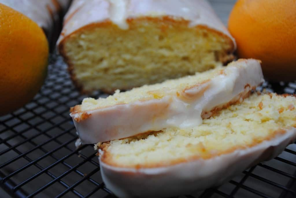 Orange Bread from www.shugarysweets.com