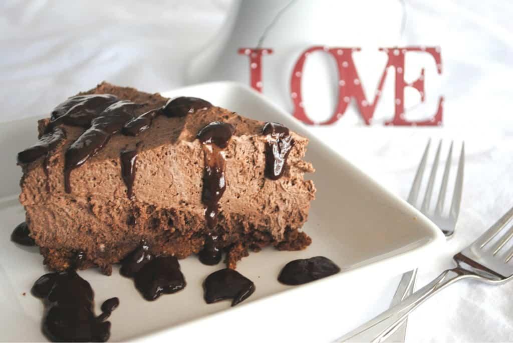 Chocolate Hazelnut Tart from www.shugarysweets.com