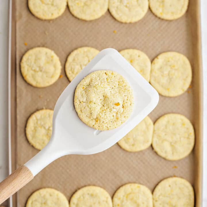 Orange, Lemon and Lime Citrus Cookies- Sweet cookies with citrus zest are rolled in sugar for a crackly exterior that yields to an incredibly chewy center. Change up your dessert routine with this fruity twist on a classic sugar cookie!