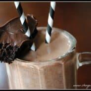 Portillos chocolate cake shake from www.shugarysweets.com