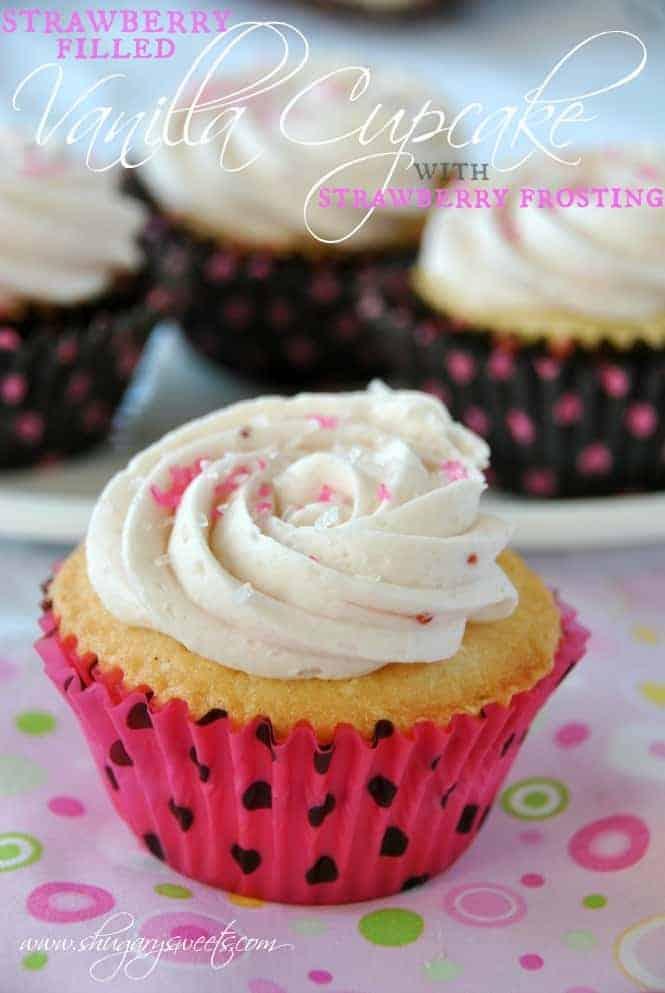 Cupcake filling recipe for white cake
