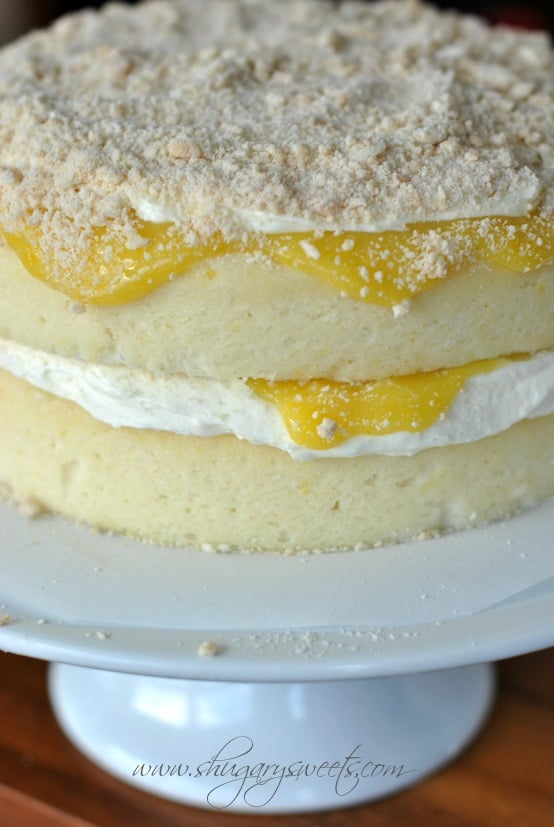 lemon cake filling