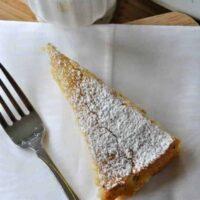 Lemon Chia Coffee Cake