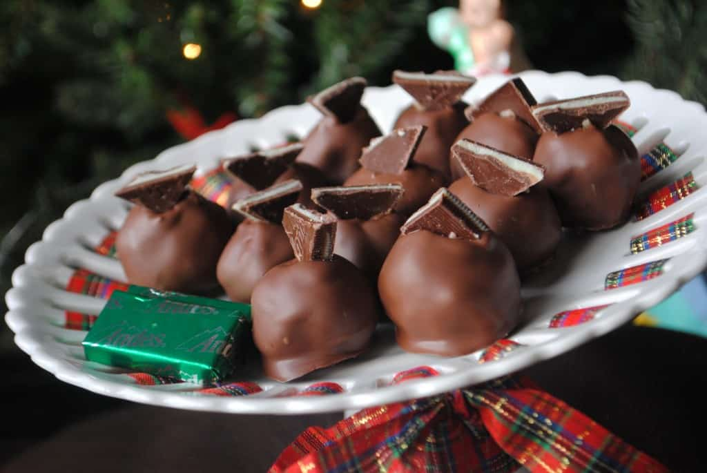 Andes Cookie Dough Truffles