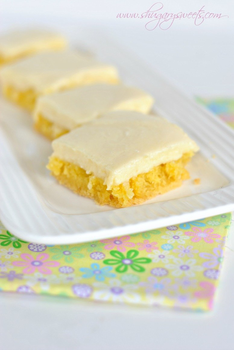 Gooey Lemon Cake Mix Cookies
