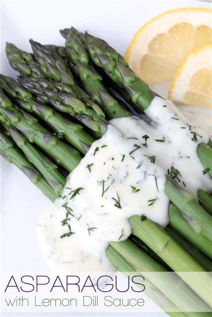 Asparagus-with-Lemon-Dill-Sauce-10