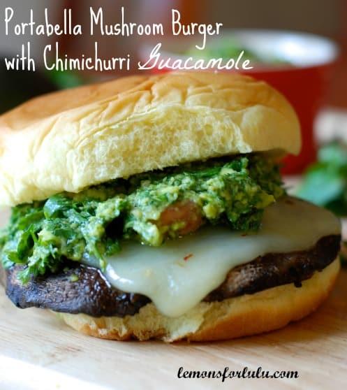 Portabella-Burger