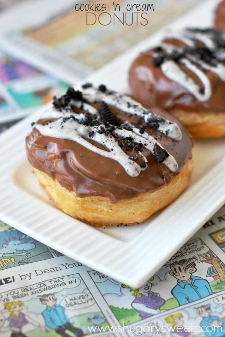 Pillsbury Cookies N Cream Cake Recipe