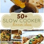50+ Slow Cooker Meal Ideas