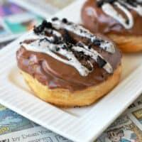 Cookies 'N Cream Donuts
