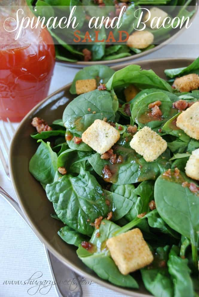 spinach-and-bacon-salad