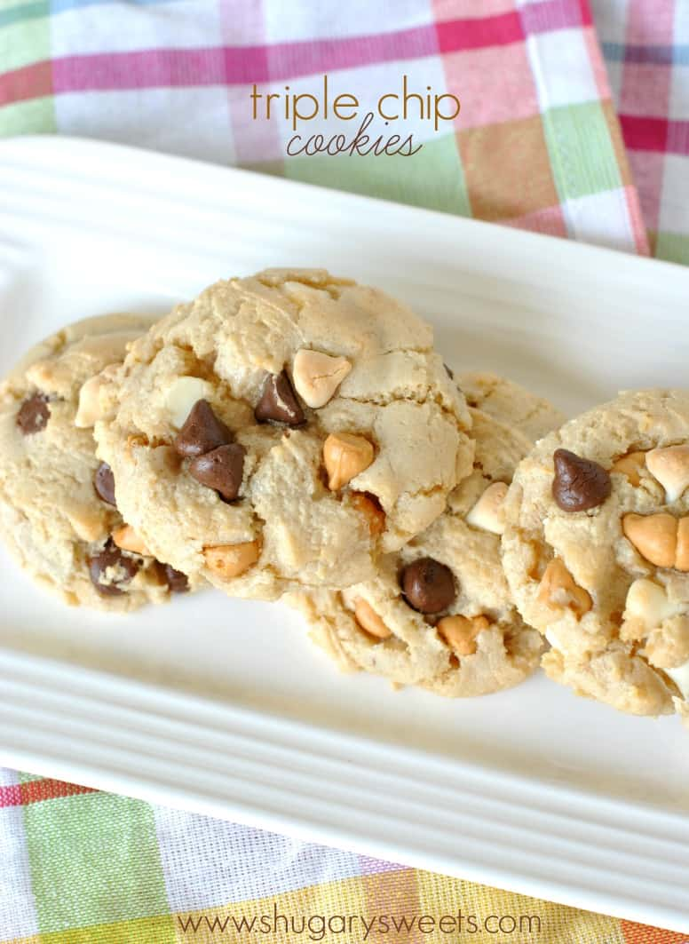 pudding butterscotch pudding triple chip cookies pudding cookie recipe ...