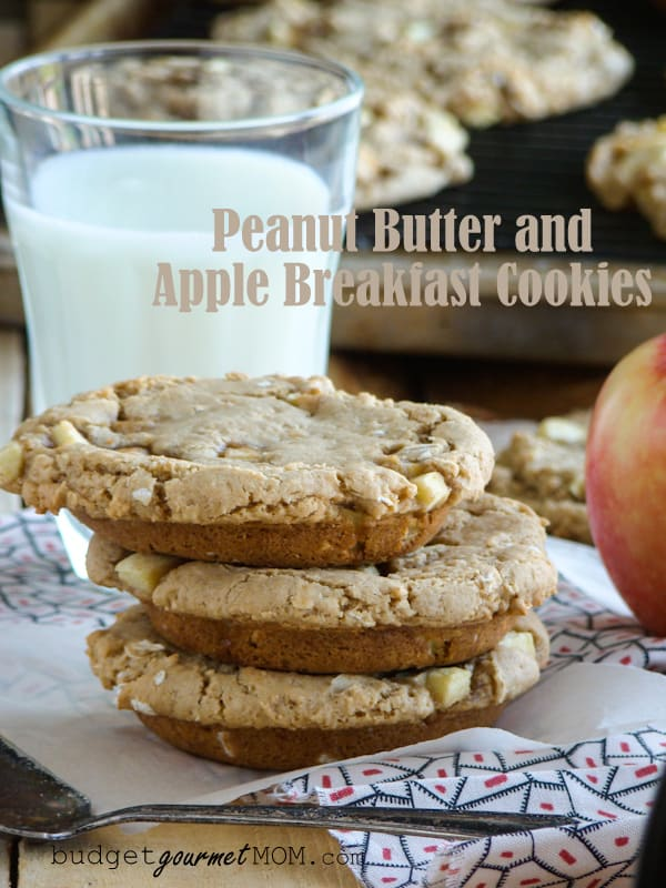 Big-Peanut-Butter-Apple-Breakfast-Cookies-Budget-Gourmet-Mom2