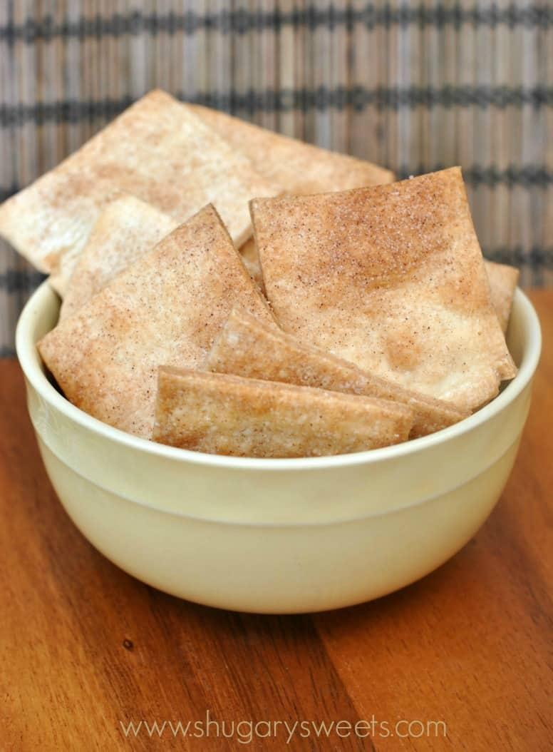 Apple Pie Dip - Shugary Sweets