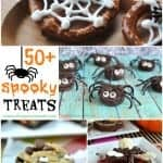 50+ Spooky Halloween Treat recipes!!