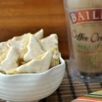 BAILEYS Pumpkin Spice Shortbread