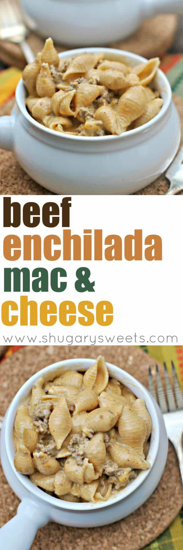 Getting three servings of Dairy each day is a goal for my family. Easy Stovetop Enchilada Mac and Cheese helps meet this goal! Dinner in 30 minutes!