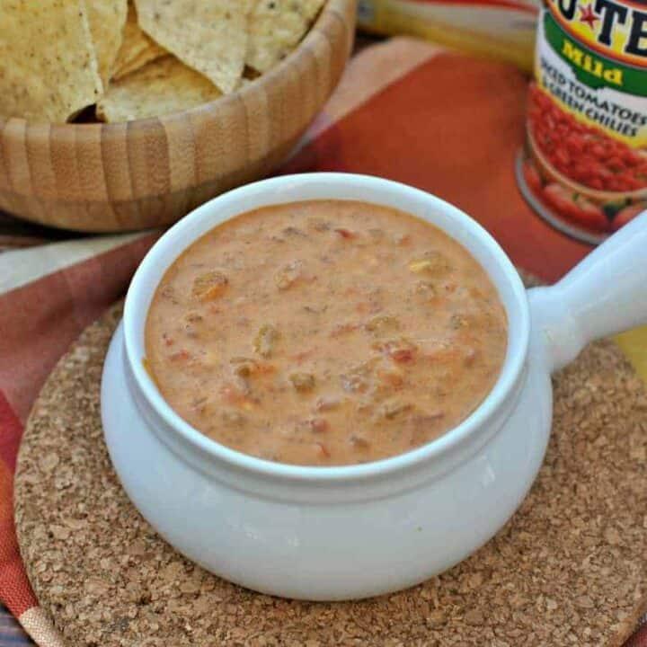 Chili Queso Dip