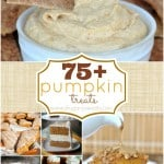 75+ delicious pumpkin recipes from around the web. Come find what you