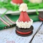 Santa OREO Cookie Balls recipe