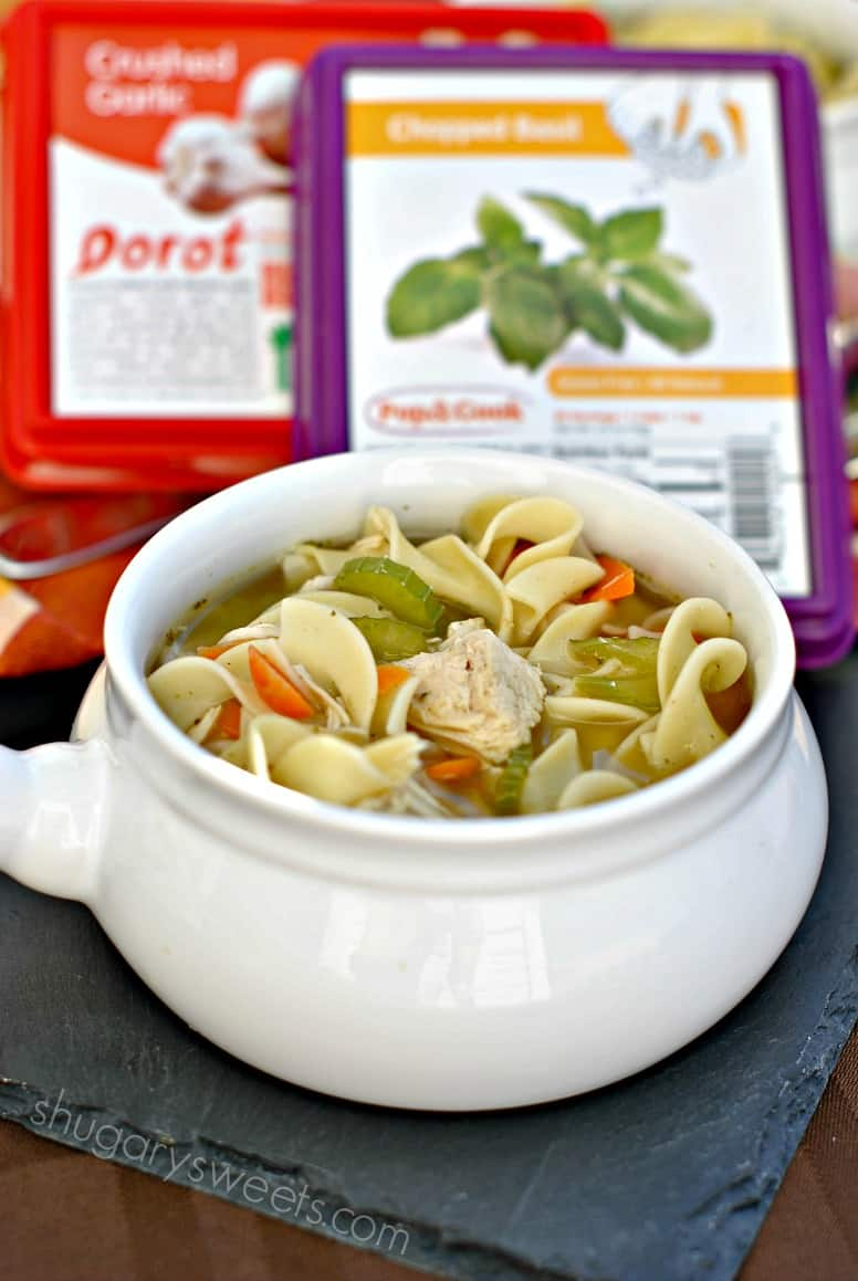 Turkey Noodle Soup: great use for leftover turkey, you can also ...