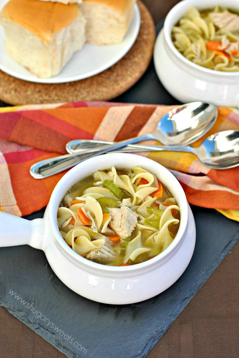 Leftover Turkey Noodle Soup Recipes — Dishmaps