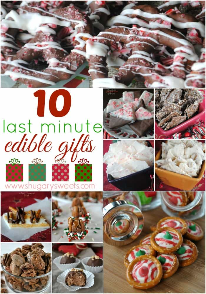10 last minute Christmas Treats - Shugary Sweets