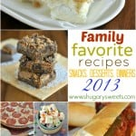 """Best of"" Shugary Sweets 2013- Family Favorites"